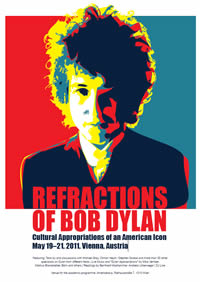 Logo 'Refractions of Bob Dylan'