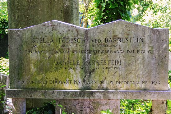 Barnestein Stella / Daniele / Diamantina - 10. April 1964 / 12. Oktober 1977 / 1944