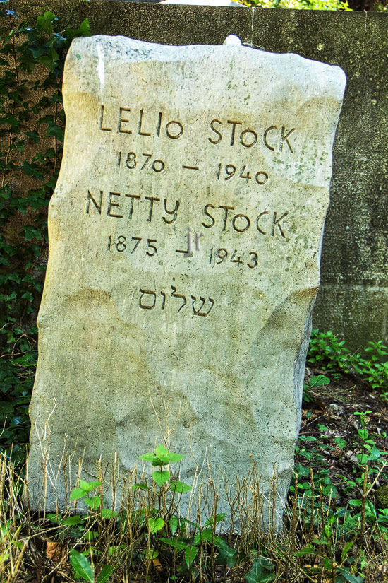 Stock Lelio / Netty - 1940 / 1943