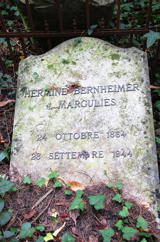 Bernheimer Hermine - 28. September 1944