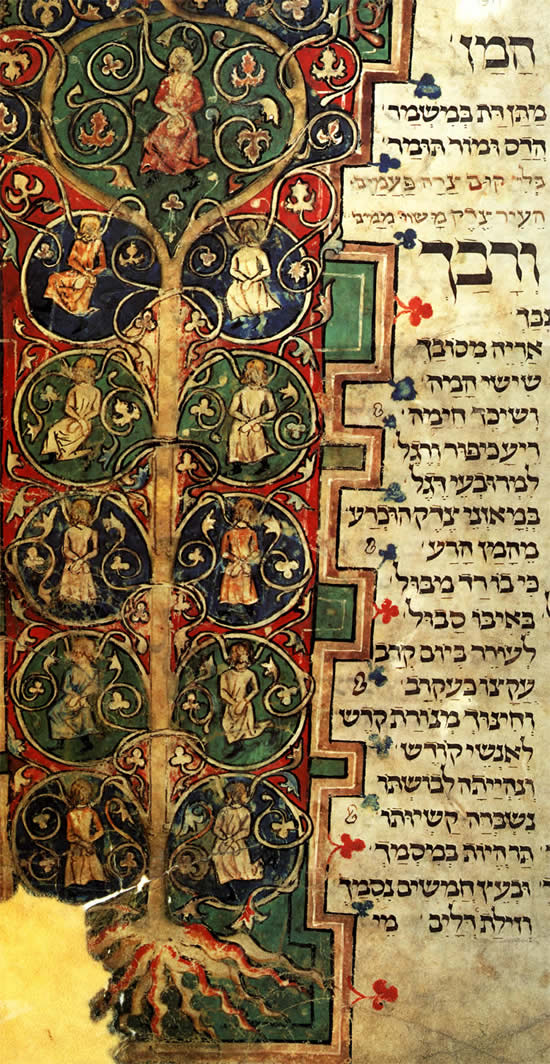 Wormser Machzor, 1272, fol. 57r