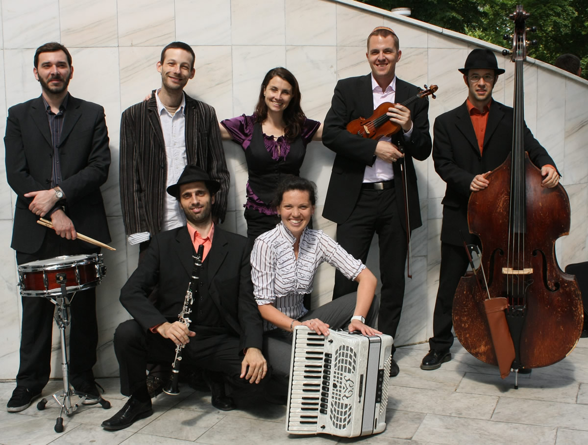 Pressburger Klezmer-Band